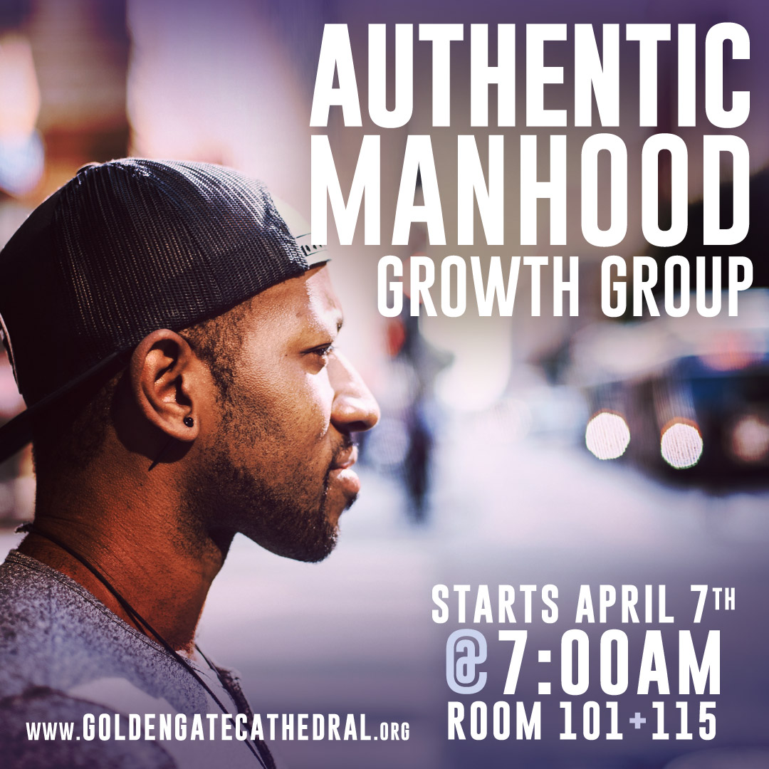 Authentic Manhood Growth Group IG 3918