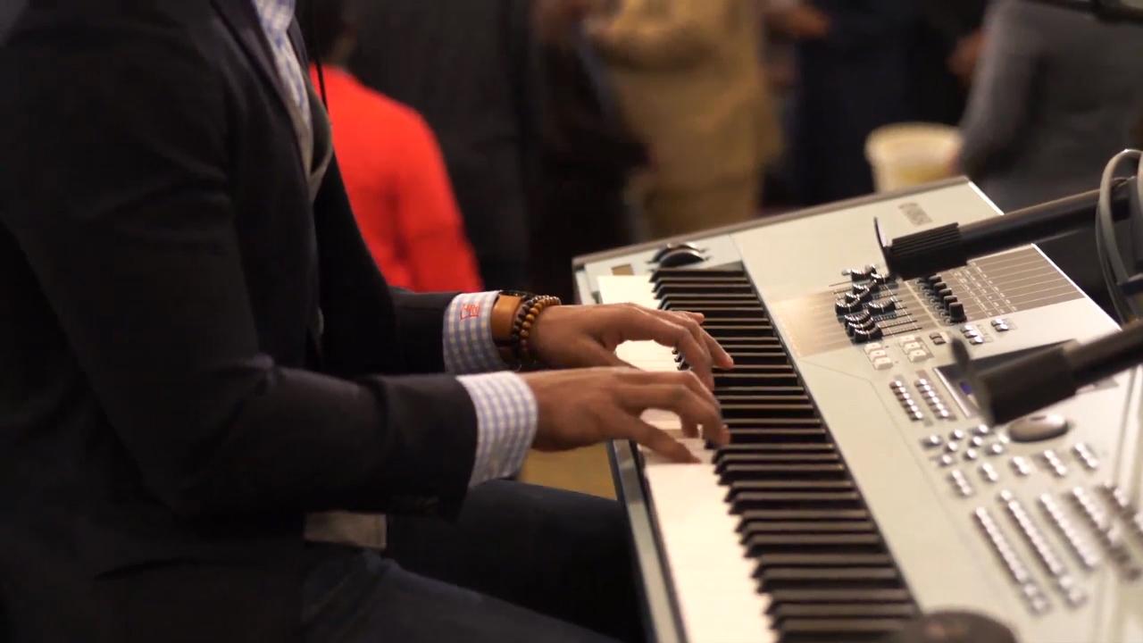 Keyboard Playerstill