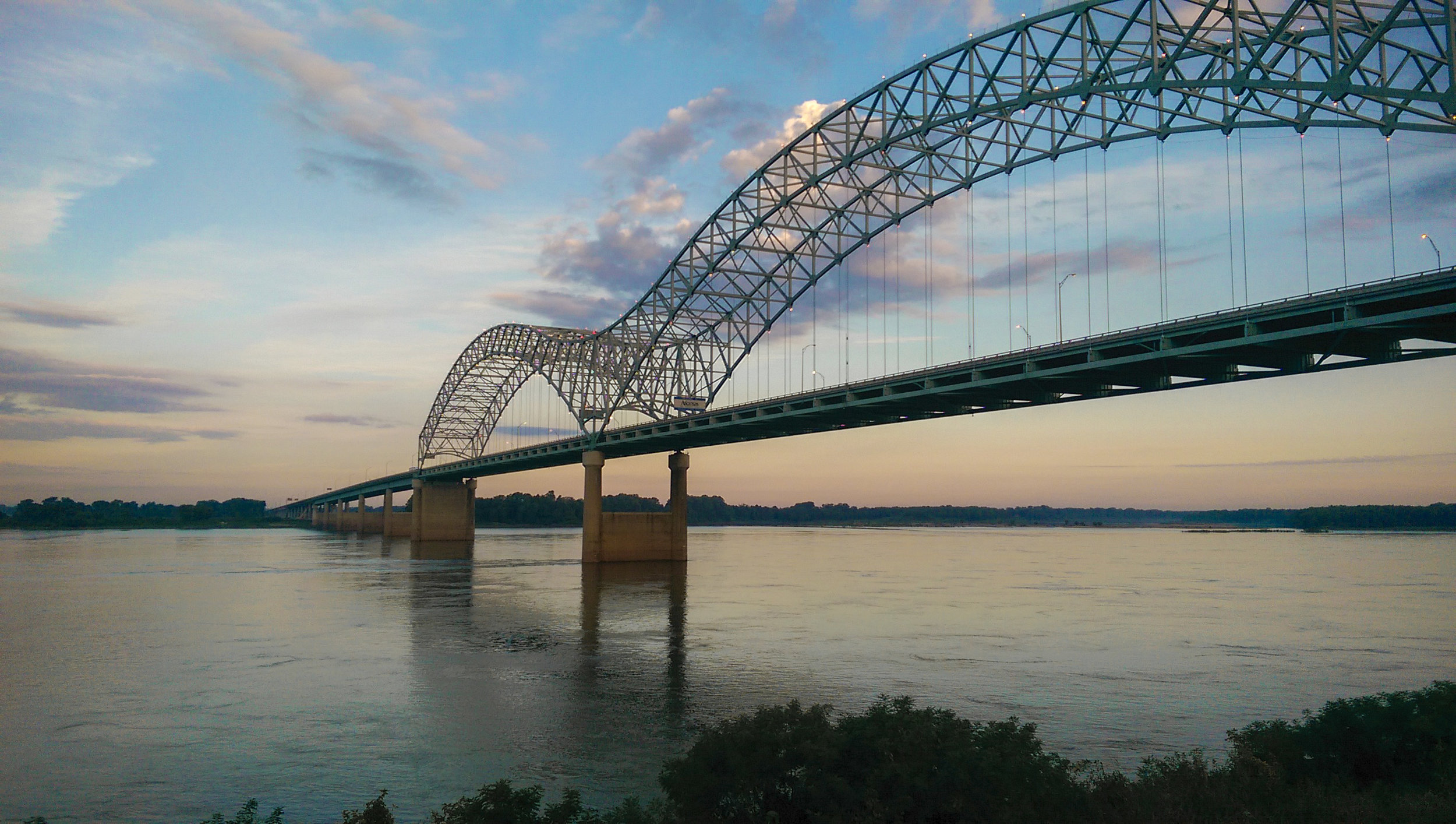 Memphis+Bridge